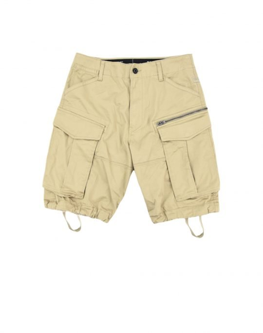 G-Star Raw Rovic Zip Relaxed Shorts (D08566-5126-239) Dune