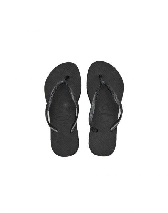Havaianas Slim Platform (4144537 0090) Black