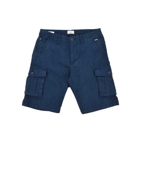 Jack & Jones Zack Cargo Shorts (12184905) Navy Blazer