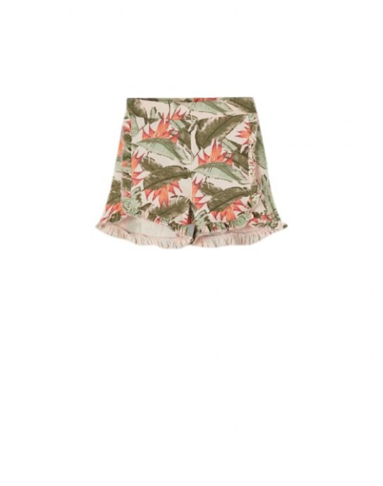 Name It Bloom Shorts (13189018) Peach Whip
