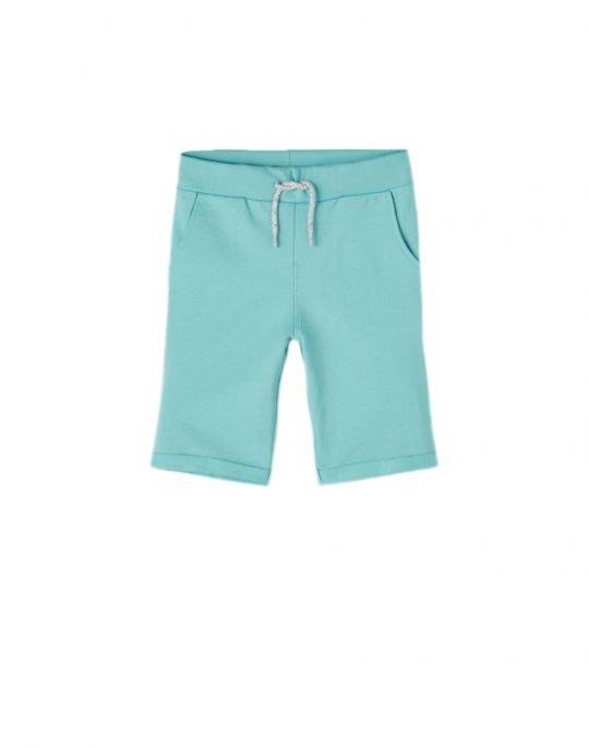 Name It Vermo Long Shorts (13161730) Aqua