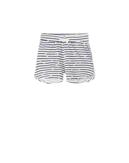 Name It Vigga Shorts (13189324) Bright White/Stripes