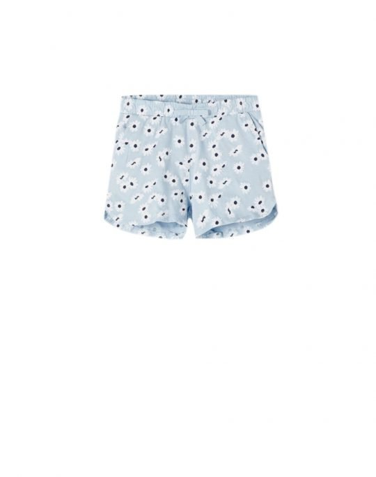 Name It Vigga Shorts (13189325) Cashmere Blue/Flowers