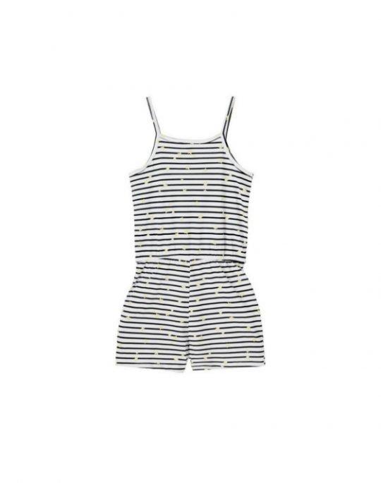 Name It Vigga Strap Suit (13189316) Bright White/Stripes