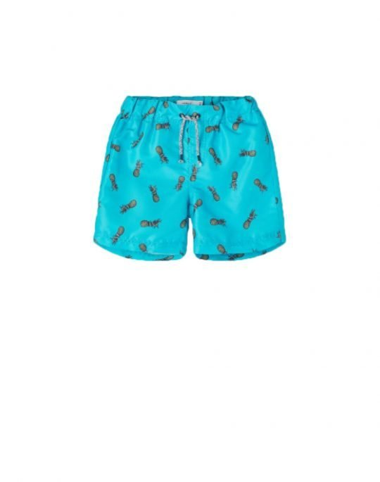 Name It Zenneth Shorts Box (13188214) Peacock Blue