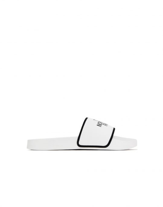The North Face Base Camp Slide III (NF0A4T2RLA91) White/Black
