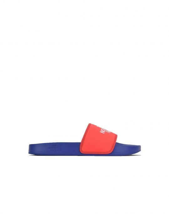 The North Face Base Camp Slide III (NF0A4T2RZ451) Blue/Horizon Red