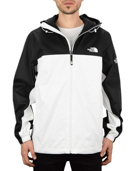 The North Face Black Box Mountain Q Jacket (NF0A55BSFN41) White