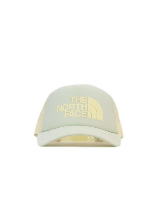 The North Face Logo Trucker (NF0A3FM30HT1) Green Mist/Vintage White