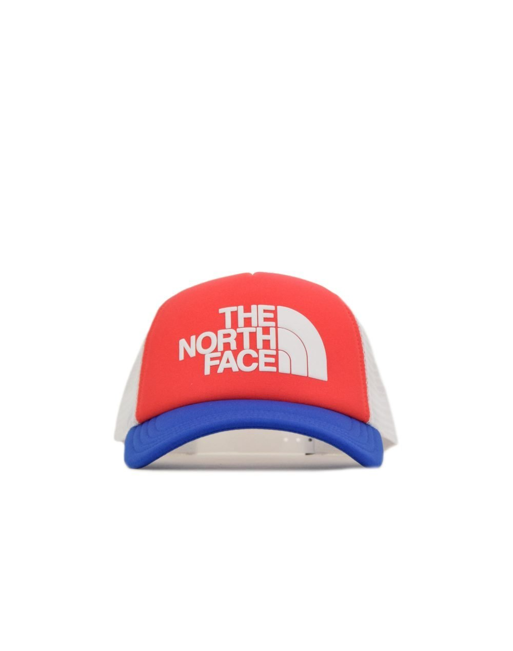 The North Face Logo Trucker (NF0A3FM3Y3B1) Horizon Red/Blue