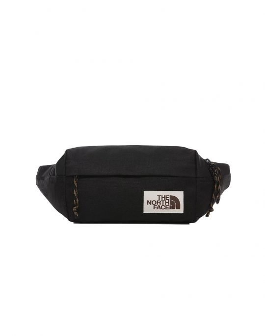 The North Face Lumbar Pack 4L (NF0A3KY6KS71) Black Heather