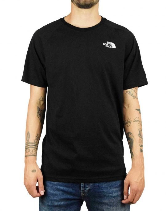 The North Faces North Faces Tee (NF00CEQ8KX71) Black