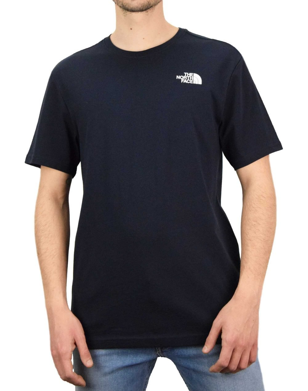 The North Face Redbox Tee (NF0A2TX20GZ1) Aviator Navy/Citronelle Floral