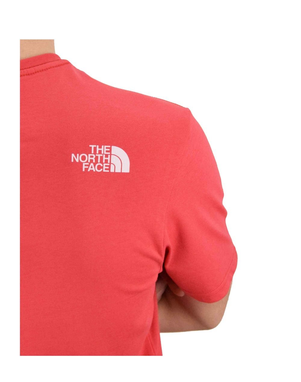 The North Face Rust 2 Tee (NF0A4M68V341) Rococco Red