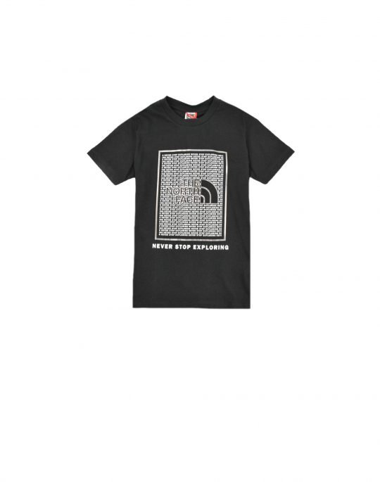 The North Face Youth Graphic Tee (NF0A5591JK31) Black