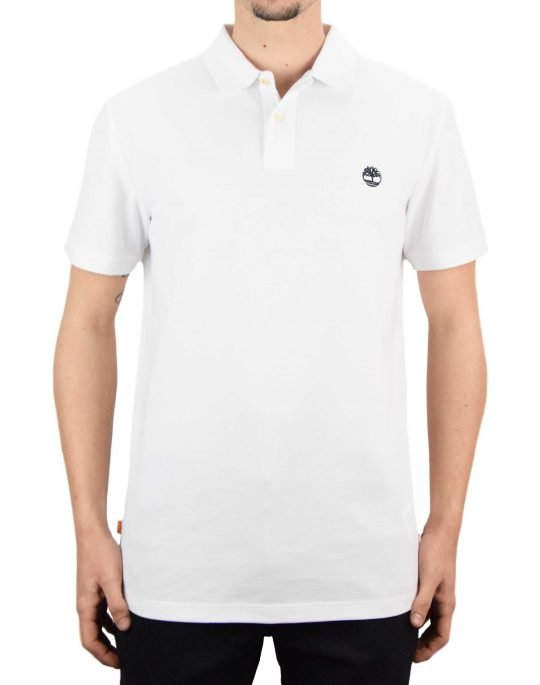 Timberland Polo Regular Tee (TB0A2BNM 100) White