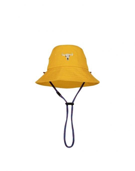 Buff Booney Goran Hat (125368.105.10.00) Ochre