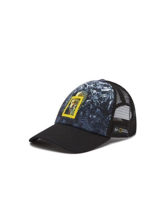 Buff National Geographic Trucker Cap (125444.999.30.00) Howey Black