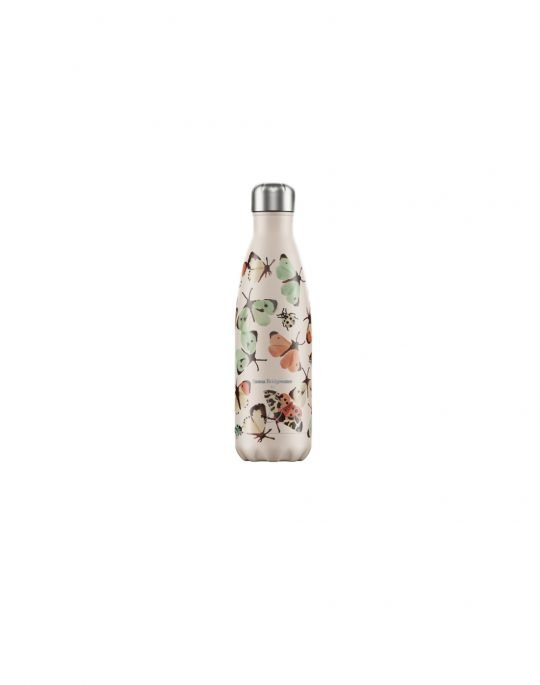 Chilly's Emma Bridgewater Reusable Bottle 500ml (20107) Butterflies And Bugs