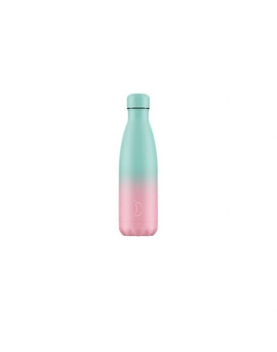 Chilly's Gradient Edition Reusable Bottle 500ml (200369) Pastel