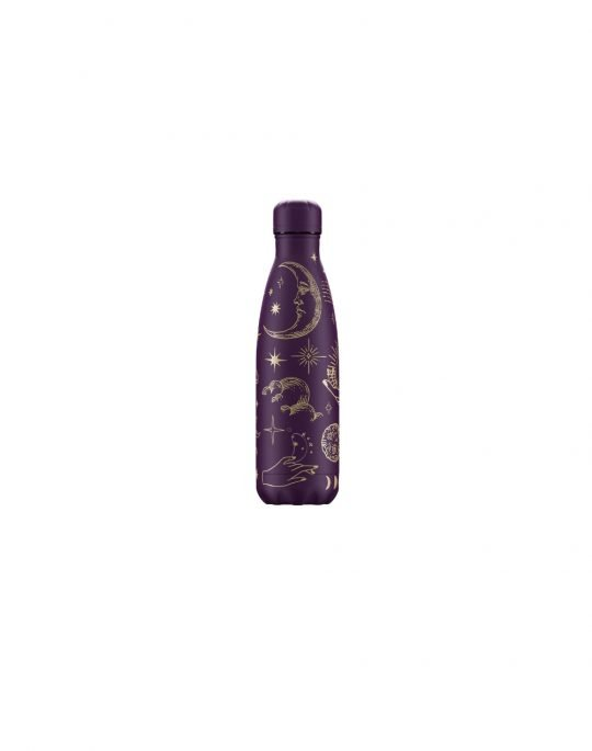 Chilly's Mystic Edition Reusable Bottle 500ml (20104) Purple