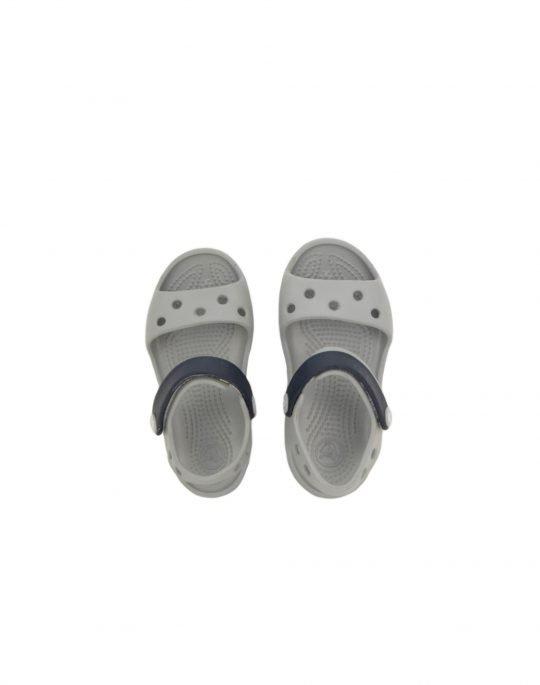 Crocs Classic Crocband Sandal (12856-01U) Light Grey/Navy