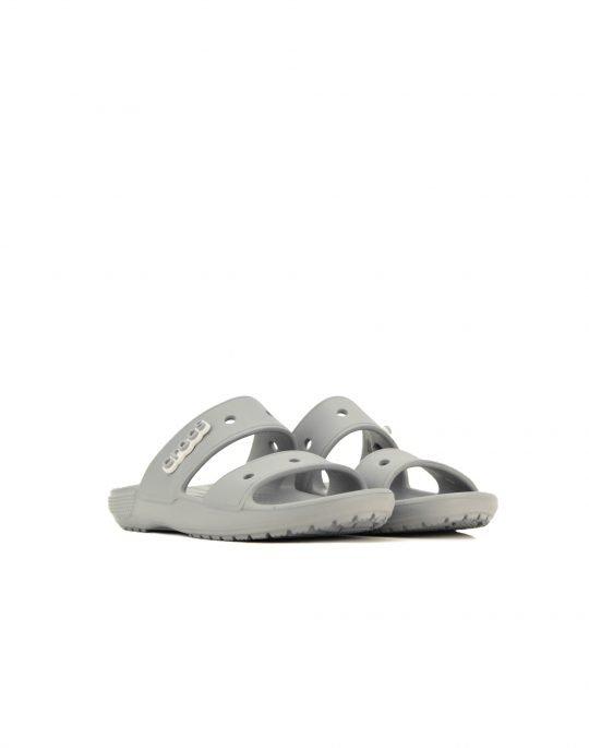 Crocs Classic Sandal (206761-007) Light Grey
