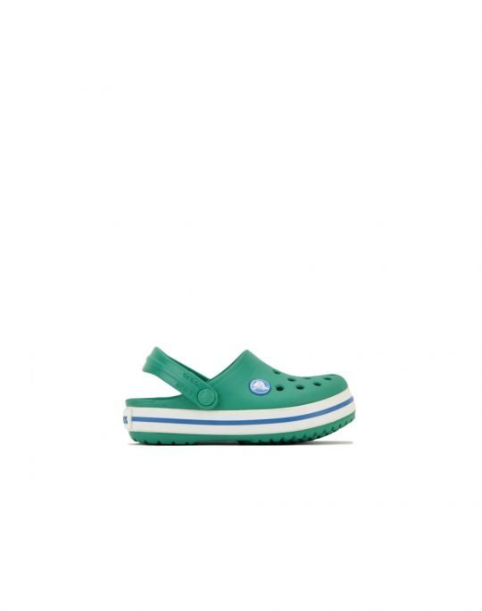 Crocs Crocband Clog K (204537-3TV) Deep Green/Prep Blue