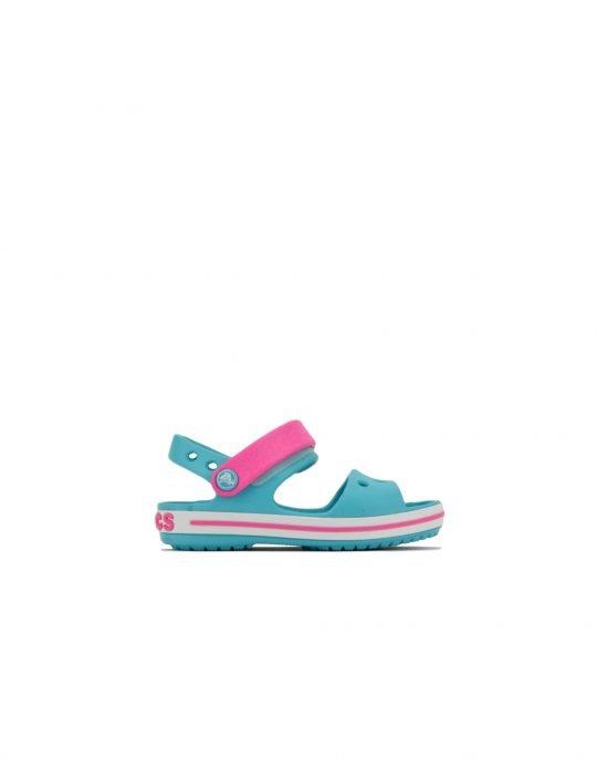 Crocs Crocband Sandal Kids Relaxed Fit (12856-4SL) Digital Aqua