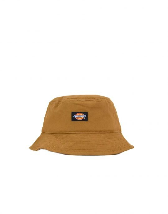 Dickies Clarks Grove Bucket Hat (DK0A4XE7BD01) Brown Duck