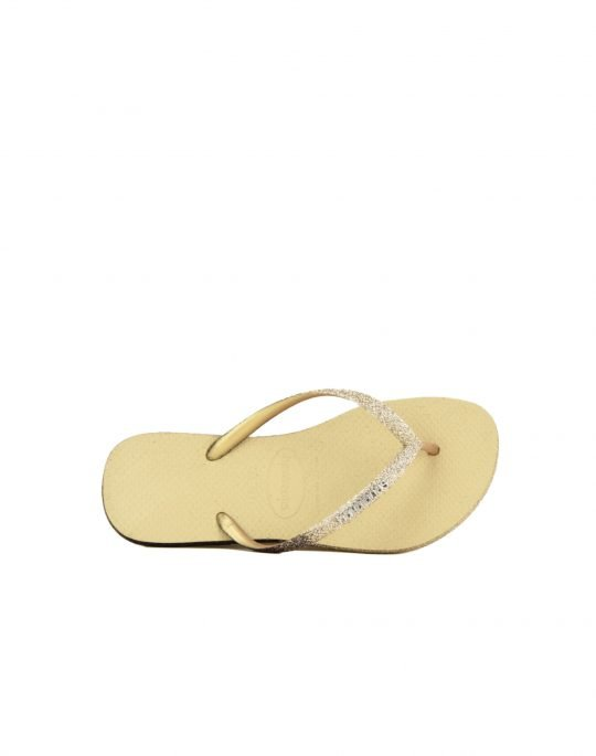 Havaianas Slim Sparkle (4146093 0154) Sand Grey