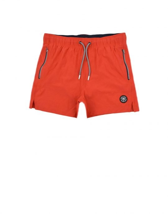 Jack & Jones Maui Swimshorts Zip (12186152) Flame Scarlet