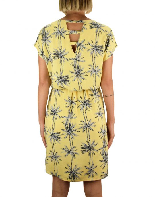 Only Nova Life Connie Bali Dress (15222209) Misted Yellow