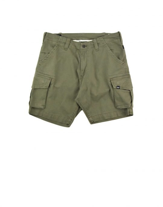 Reell City Cargo Short Olive