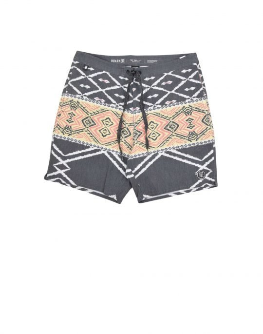 Roark Chiller Beni Swim Shorts (RB351) Black