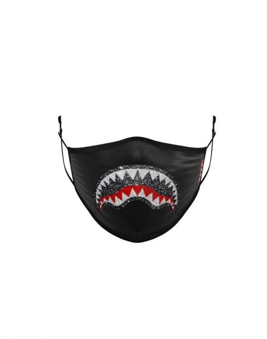 Sprayground Trinity 2.0 Face Mask (Z363) Black