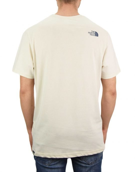 The North Face Rust 2 Tee (NF0A4M6811P1) Vintage White