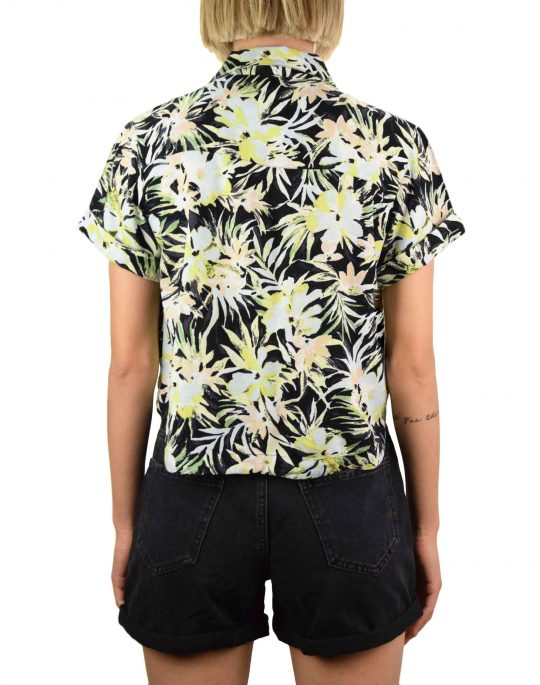 Volcom Cant Be Tamed Shirt (B0412103 LIM) Lime