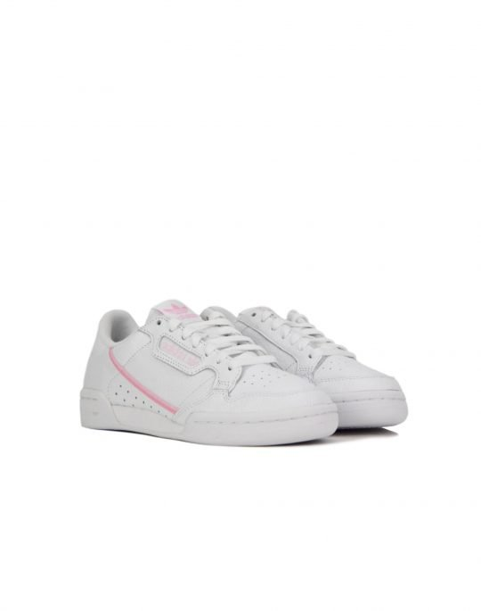 Adidas Continental (G27722) White/Pink