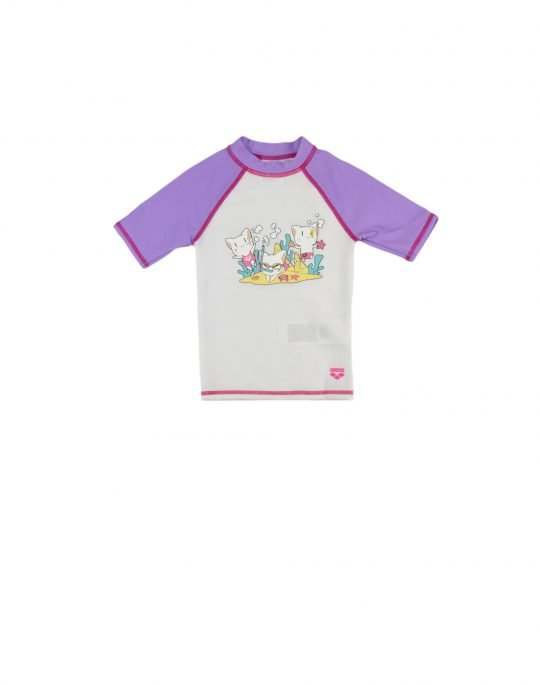 Arena Friends Kids UV Protection (003588119) White/Lilac