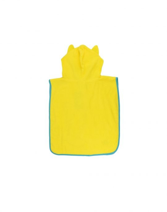 Arena Friends Poncho Kids (004264310) Yellow