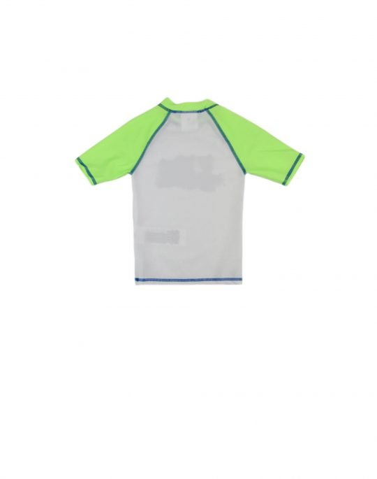 Arena Rash Vest UV Protection (003588150) White/Soft Green