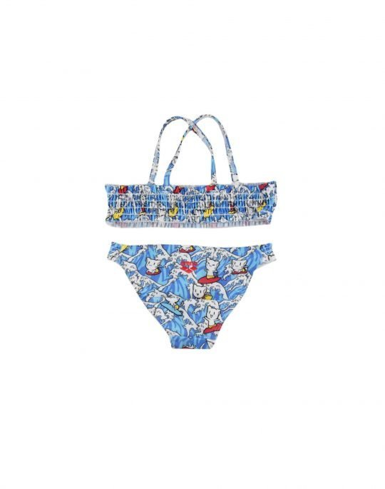 Arena Surfing Kids Girl Two Pieces (004224800) Turqoise Multi