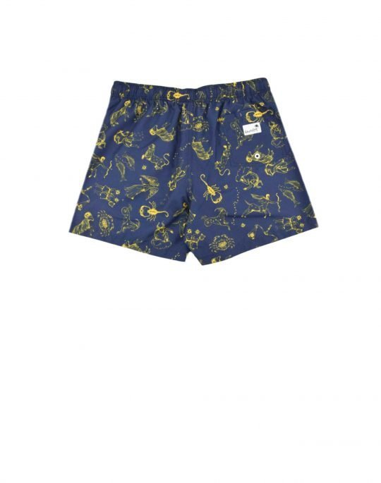 Boardies Zodiac Swim Shorts (BS757M) Navy