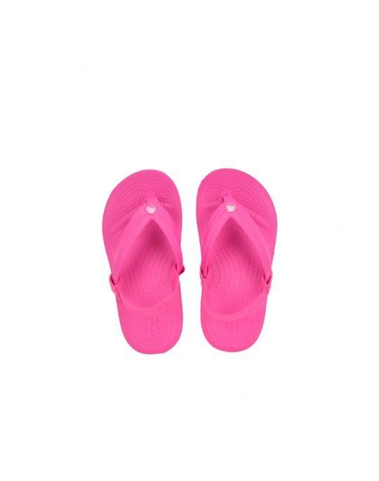 Crocs Crocband Strap Flip (205777-6QQ) Electric Pink