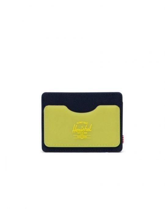 Herschel Supply Co Charlie Rubber RFID (10832-04714) Peacoat/Cyber