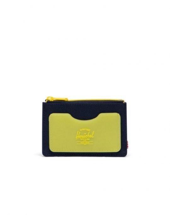 Herschel Supply Co Oscar Rubber RFID (10833-04714) Peacoat/Cyber