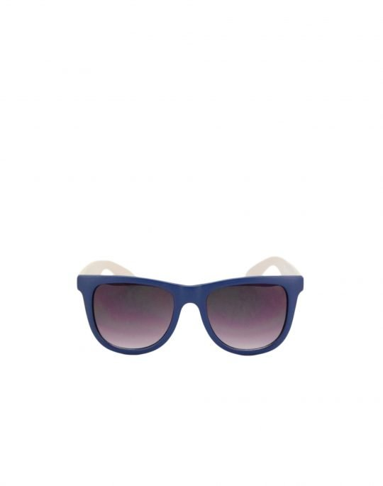 Independent O.G.B.C. Rigid Sunglasses (INA-SUN-0129) Navy/Off White