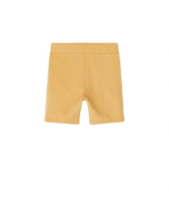 Name It James Light Sweat Long Shorts (13190420) Fall Leaf