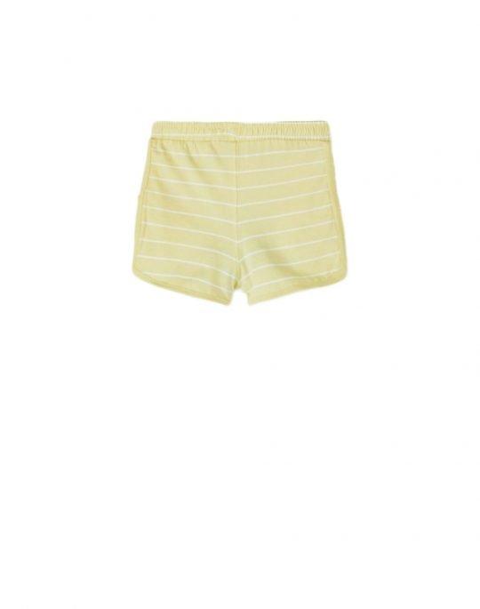 Name It Vamaja Shorts (13189737) Yellow Pear